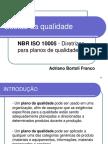 NBR ISO 10005 - Apresentação