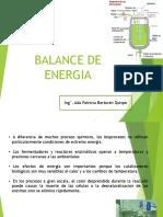 Balance de Energia Completo