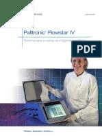 PALLTRONIK Integridad de Filtros