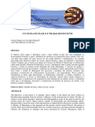 Cultura Escolar e o Trabalho Docente Artigo Do Educon 2011