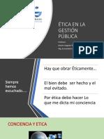 Etica y Transparencia - ESEG