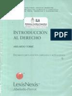 Indice-Introduccion Al Derecho