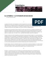 EL AUTOMÓVIL Y LA FOTOGRAFÍA DE SUS INICIOS _ Dimensión Antropológica.pdf