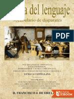 Zizaña del lenguaje- Francisco Jose Orellana