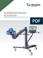 Hexagon Metrology WLS QFLASH Catalogo ES