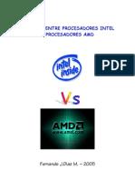 Paralelo Intel Amd