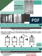 Aula 5 - Sistemas Estruturais Básicos (Viga Vierendeel e Pilar)