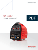 BOC TIG185 Service Manual D5