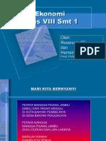 Presentation Pasar