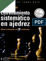 Samarian, Sergiu - Entrenamiento Sistematico en Ajedrez - (Repaginacion - Clearscan - Gardesa)