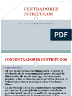 12 Concentracion centrifuga
