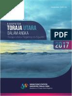 Kabupaten Toraja Utara Dalam Angka 2017