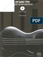 Gary Willis-101 Bass Tips_ Stuff All the Pros Know and Use -Hal Leonard Corporation (2002)