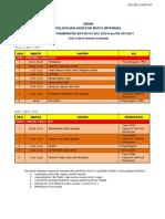 Jadwal Pelatihan Auditor Stikes Widya Husada Semarang