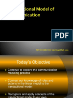 ARaynorTransactional Model of Communication.pptx