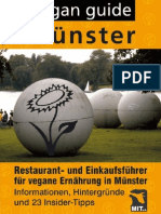 Veganguide Münster