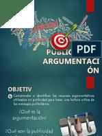 PUBLICIDAD Y ARGUMENTACIÓN TERCERO MEDIO.pptx
