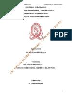 8. Los Sujetos Procesales y Derechos Del Imputado. 2016 (4) (1)