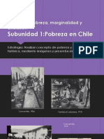 Pobreza en Chile