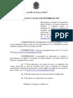Res 212-1999 atualizada.pdf