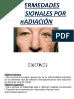 Enfermedades Profesionales Por Radiación