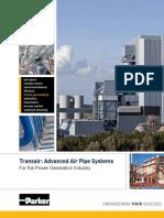 Brochure Industria de Potencia Transair