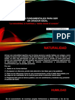 Claves Fundamentales Para Ser Un Orador Ideal