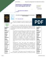 Artigo Técnico em Edificações