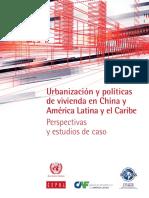 Urbanización y Políticas de Vivienda en China y América Latina y El Caribe