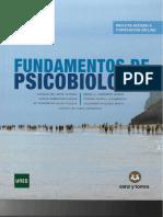 Psicobiología 16-17 Tema 1 Uned