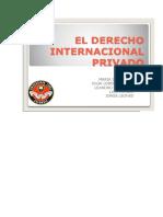 """NYBOYET BARZA Pilar """"Principios de Derecho Internacional Privado"""" T 1 Edit Universitaria de Arequipa 2010"""