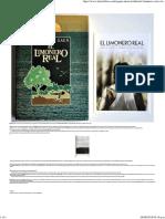 El Limonero Real y Las Texturas La Literatura y El Cine