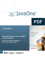 Fifty Features of Java EE 7 in 50 Minutes_2013-10-07