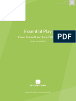 Essential Play Framework