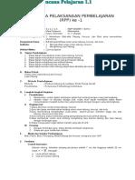 RPP IX 2. Bangun ruang sisi lengkung.doc