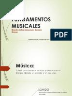 Fundamentos Musicales Maestro Johan Ramírez