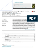 Achieving environmentally sustainable growing media for soilless plant cultivation systems – A review [DOI