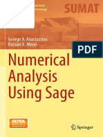 [Springer Undergraduate Texts in Mathematics and Technology] George a. Anastassiou, Razvan a. Mezei (Auth.)