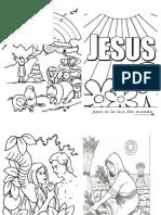 Dibujos de Las Biblia
