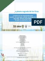 [Cartilla] FUNPROEIB-La Totora Planta Sagrada de Urus (2016)