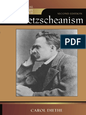 Carol Diethe Historical Dictionary Of Nietzschea Pdf