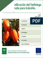Fertilizacion Tomate 2016