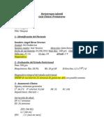Dietoterapia Infantil Informe Prematuros
