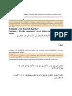 Bacaan Doa Ziarah Kubur.docx
