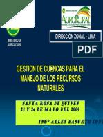 4- Sistematizacion GA Cuencas-lima