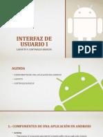 Interfaz de Usuario Part1