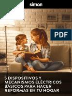 5 dispositivos y mecanismos eléctricos básicos para hacer reformas en tu hogar_Simon