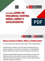 PPT_8 Situaciones de Violencia Contra NNA