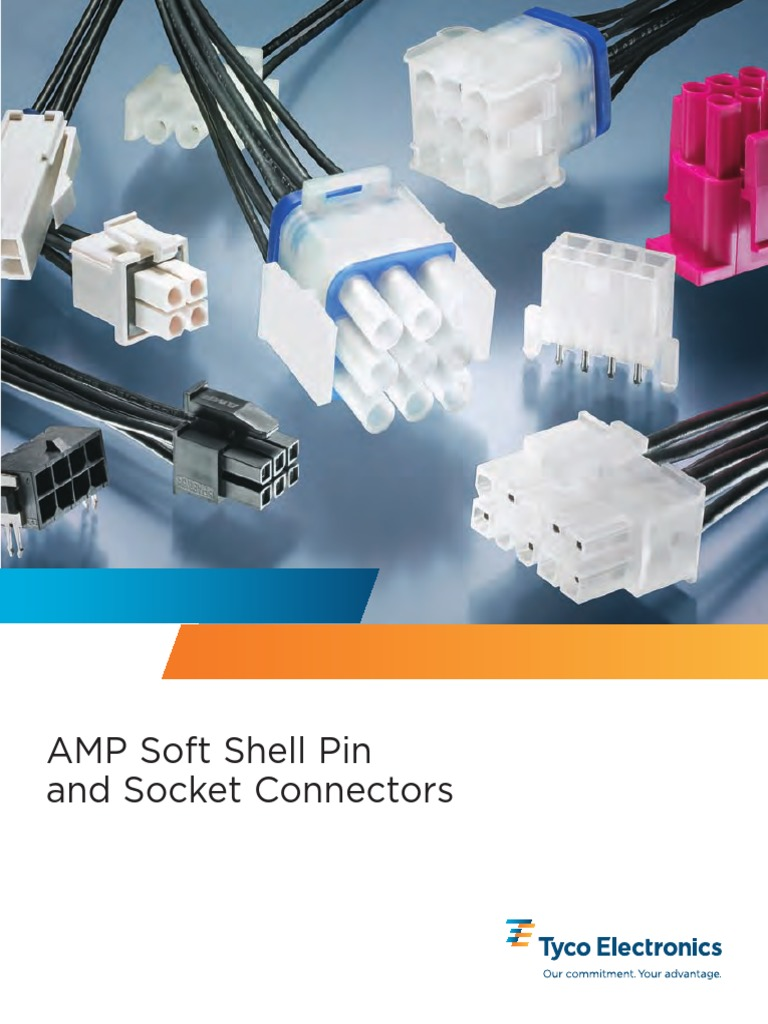 Contact Miniature Rectangular Connectors, 640545-1 Tin Plated Contacts Pin Crimp Pack of 100 MR Series 18 AWG