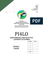 Soalan Fizik Matrikulasi